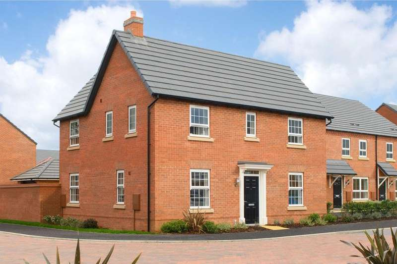3 Bedrooms House for sale in Draycote, David Wilson Homes at Kibworth, Fleckney Road, Kibworth, LEICESTER, LE8 0HG