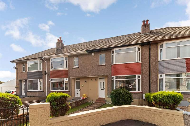 2 Bedrooms Terraced House for sale in Blackdales Avenue, Largs