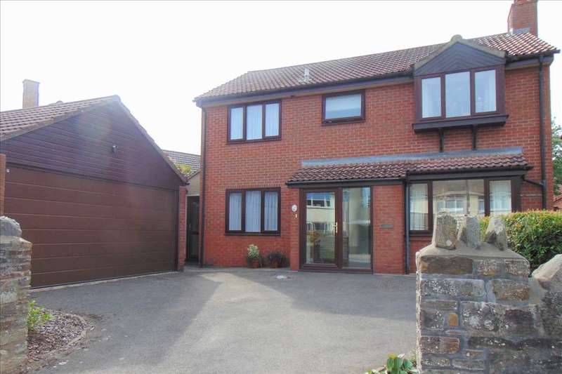 4 Bedrooms Detached House for sale in BARNS CLOSE, NAILSEA