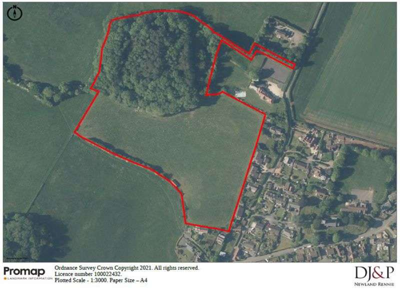 Property for sale in 13.31 acres Land on Winters Lane, Redhill, Bristol BS40 5SH