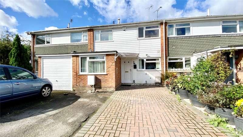 3 Bedrooms Terraced House for sale in Bathurst Road, Winnersh, Berkshire, RG41