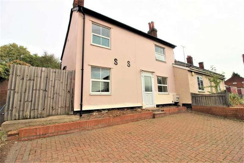 5 Bedrooms Semi Detached House for rent in Greenstead Road,, Colchester