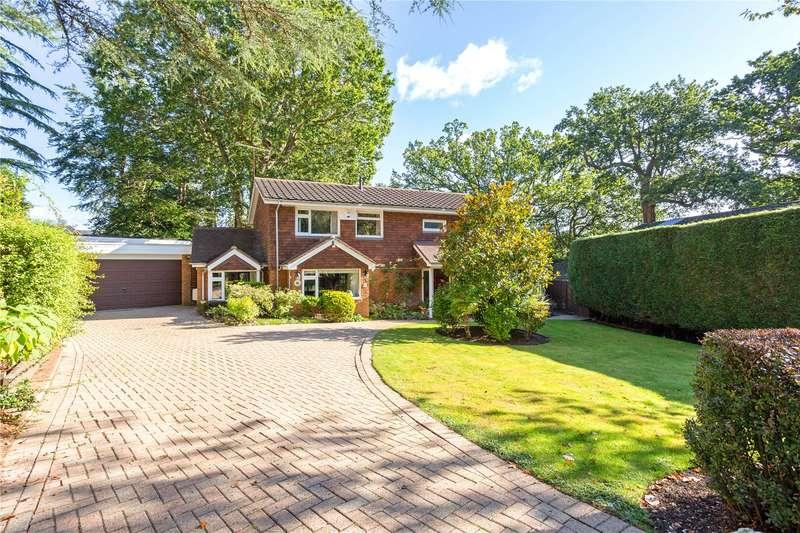 4 Bedrooms Detached House for sale in Dower Park, Windsor, Berkshire, SL4