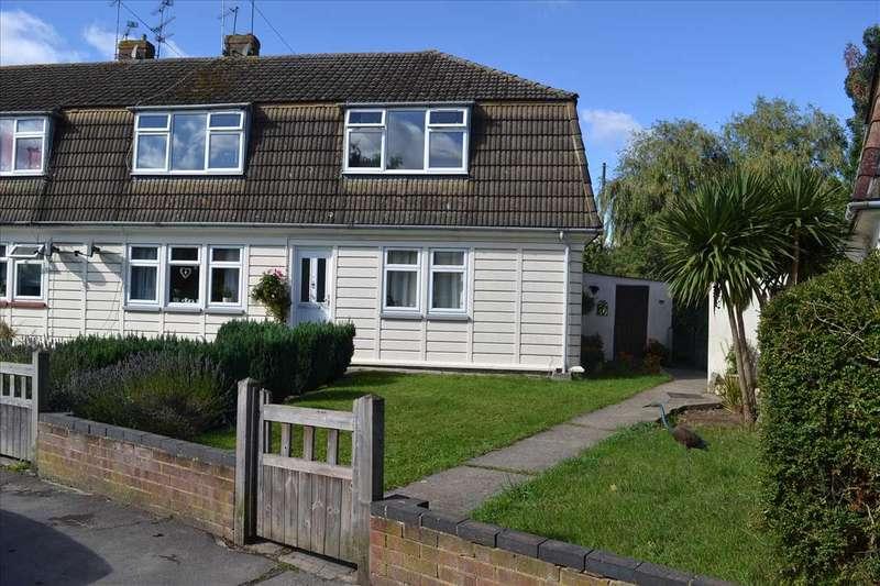 2 Bedrooms Maisonette Flat for sale in Rutland Road, Chelmsford