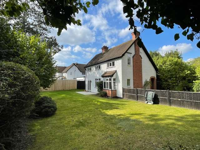 3 Bedrooms Detached House for sale in Altwood Bailey, MAIDENHEAD, SL6
