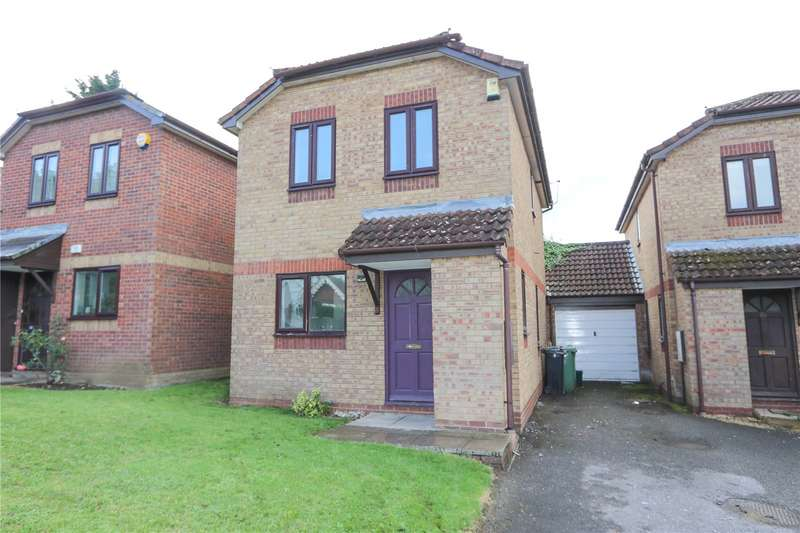 3 Bedrooms Property for sale in Church Road, Stoke Gifford, Bristol BS34