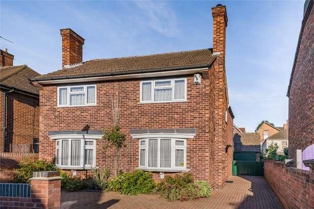 4 Bedrooms Detached House for sale in Spenser Road, Bedford