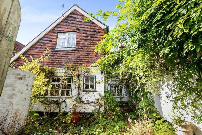 3 Bedrooms Terraced House for sale in Hill Cottages, Milley Lane, Hare Hatch, Reading, RG10