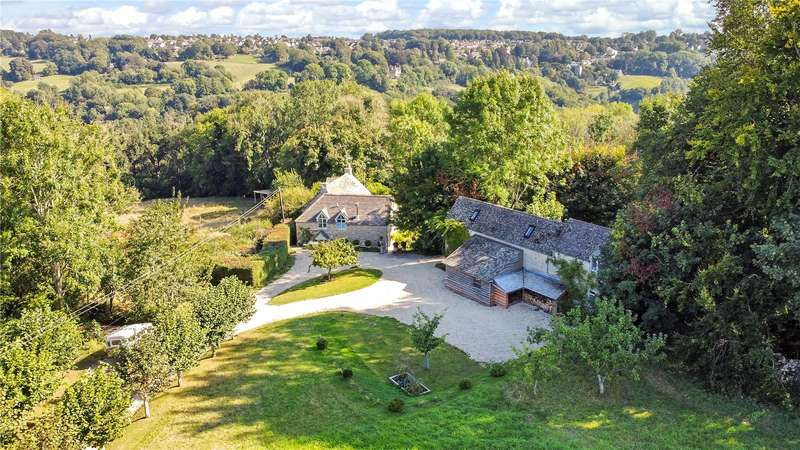 5 Bedrooms Detached House for sale in Middle Lypiatt, Stroud, Gloucestershire, GL6