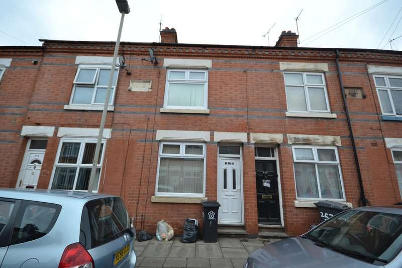 2 Bedrooms Property for rent in Tudor Road, Leicester LE3