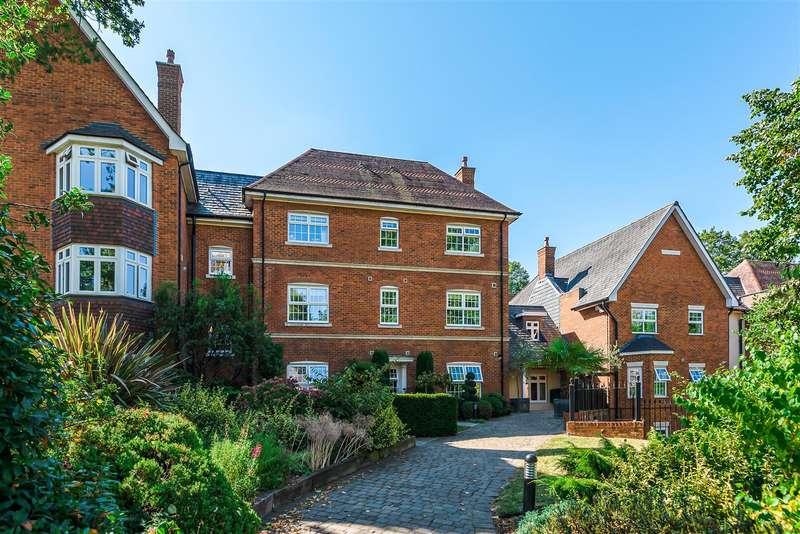 2 Bedrooms Retirement Property for sale in Reading Road, Wokingham, Berkshire, RG41 1AB