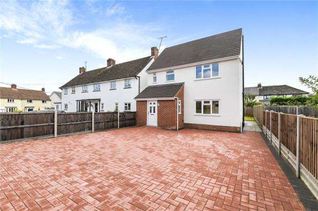 3 Bedrooms Detached House for sale in Forge Crescent, Bradwell, Braintree