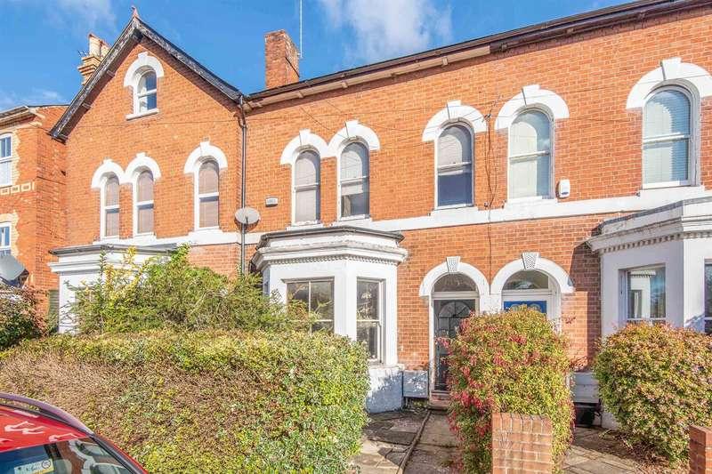 4 Bedrooms Terraced House for sale in Milman Road, Reading, RG2
