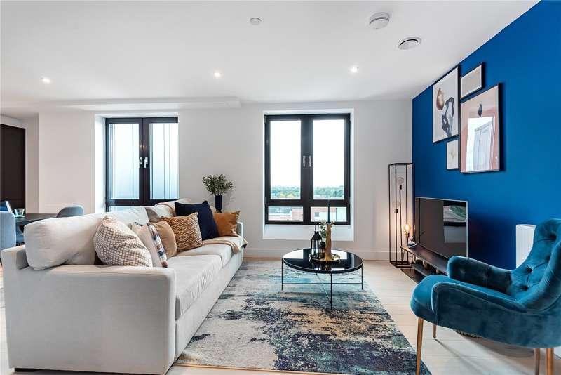 3 Bedrooms Duplex Flat for sale in Park House, 15 Bath Road, Slough, SL1