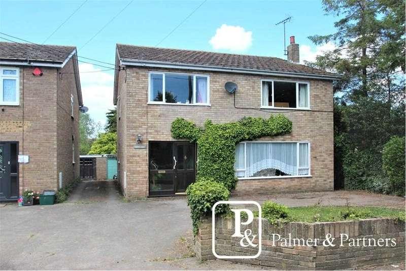 4 Bedrooms Detached House for sale in Arran House, Daltes Lane, St. Osyth