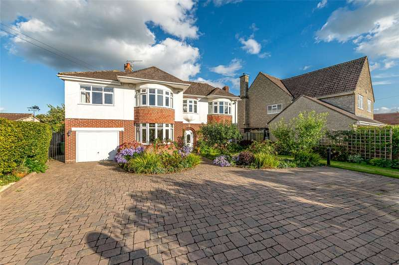 4 Bedrooms Detached House for sale in Naishcombe Hill, Wick, Bristol, BS30