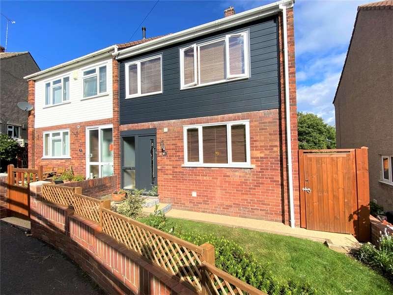3 Bedrooms Property for sale in Walnut Crescent, Kingswood, Bristol BS15