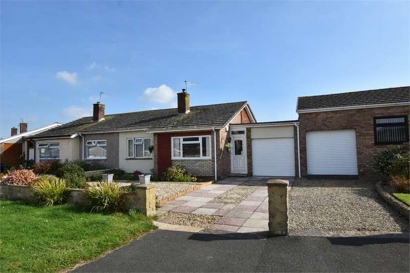 2 Bedrooms Semi Detached Bungalow for sale in 15 Ashton Crescent, Nailsea, Bristol, North Somerset