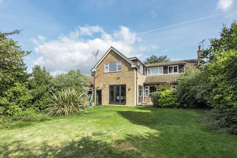 3 Bedrooms Detached House for sale in Westoning Road, Harlington, LU5