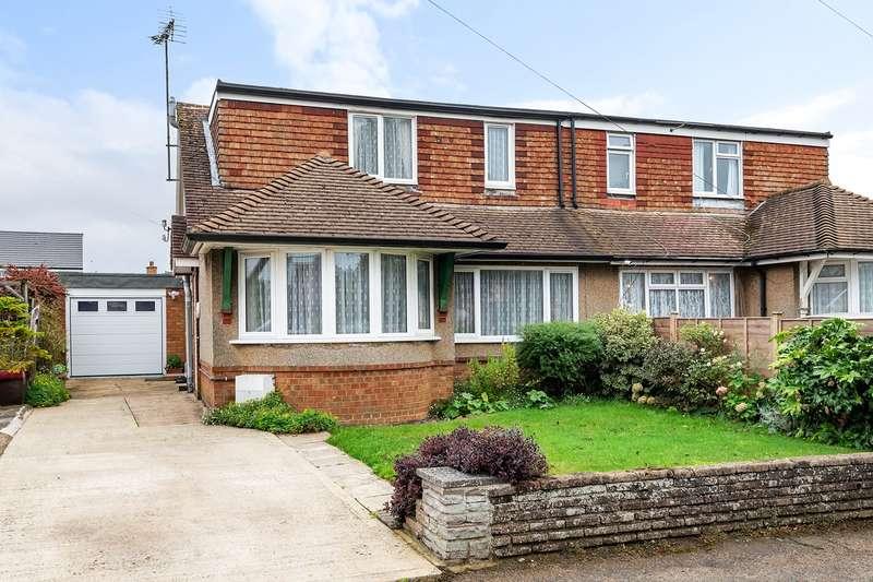 4 Bedrooms Semi Detached House for sale in Grange Road, Toddington, LU5