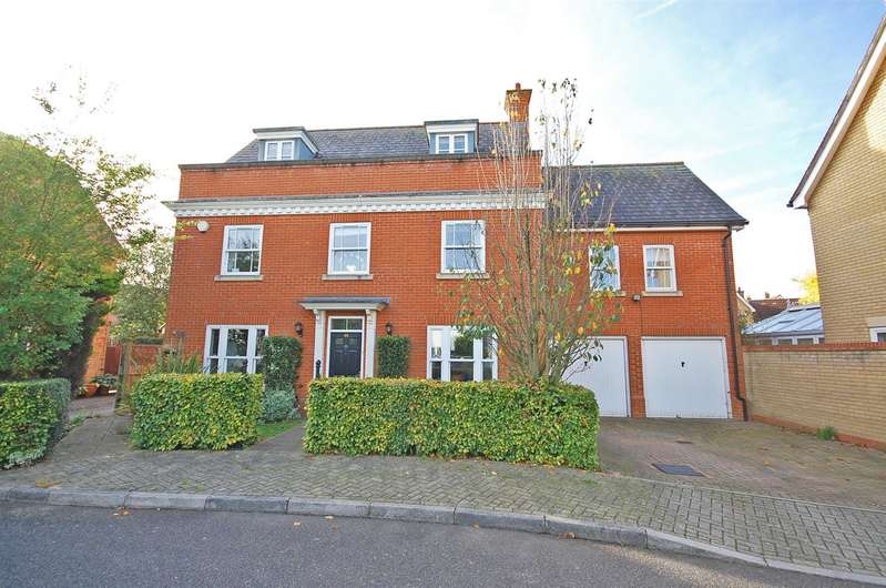 6 Bedrooms Detached House for sale in Chestnut Avenue, Great Notley, Braintree