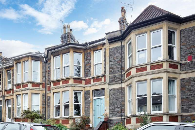 4 Bedrooms House for sale in Palmerston Road, Westbury Park, Bristol, BS6