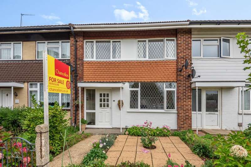 3 Bedrooms Terraced House for sale in Langley, Slough, SL3