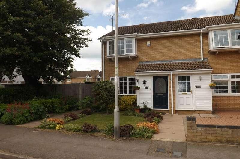 2 Bedrooms Terraced House for sale in Cemetery Road, Houghton Regis, Dunstable, LU5