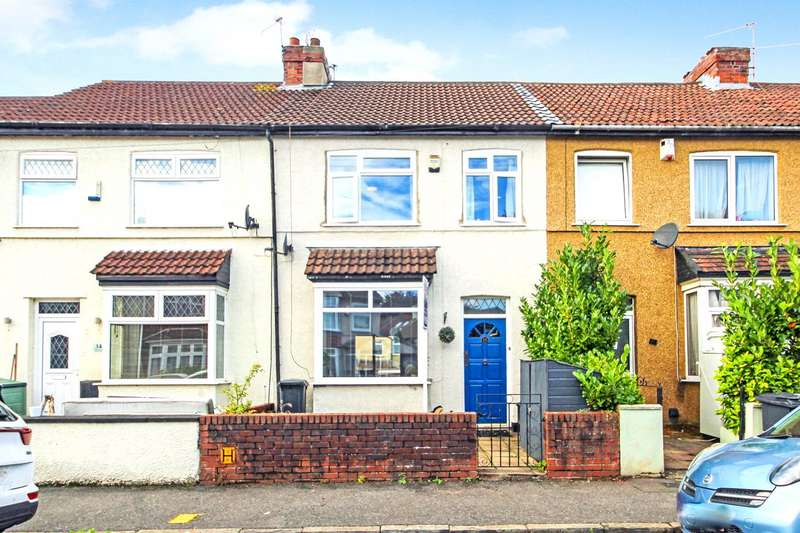 3 Bedrooms Property for sale in Walton Avenue, Brislington BS4