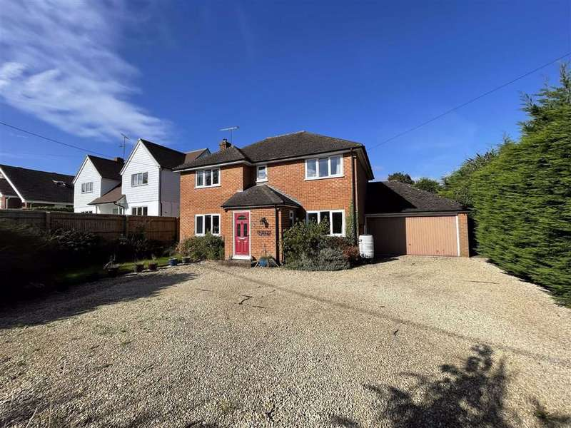4 Bedrooms Detached House for sale in Grove Road, Sonning Common, Sonning Common Reading
