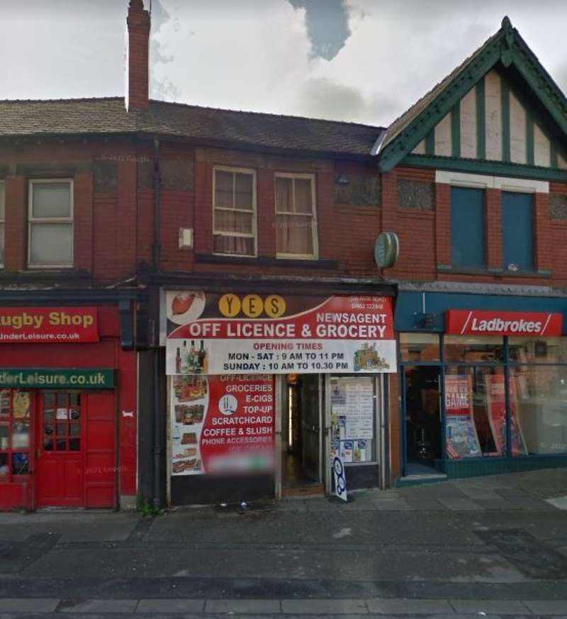 Commercial Property for sale in 57A Park Road, Wigan, Greater Manchester