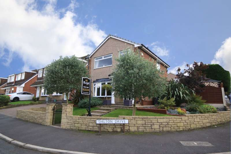 3 Bedrooms Detached House for sale in Dalton Drive, Winstanley, Wigan, WN3 6TQ