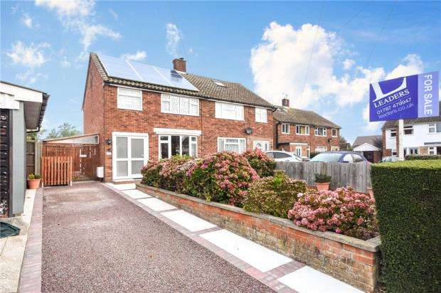 3 Bedrooms Semi Detached House for sale in Conway Close, Halstead, Essex