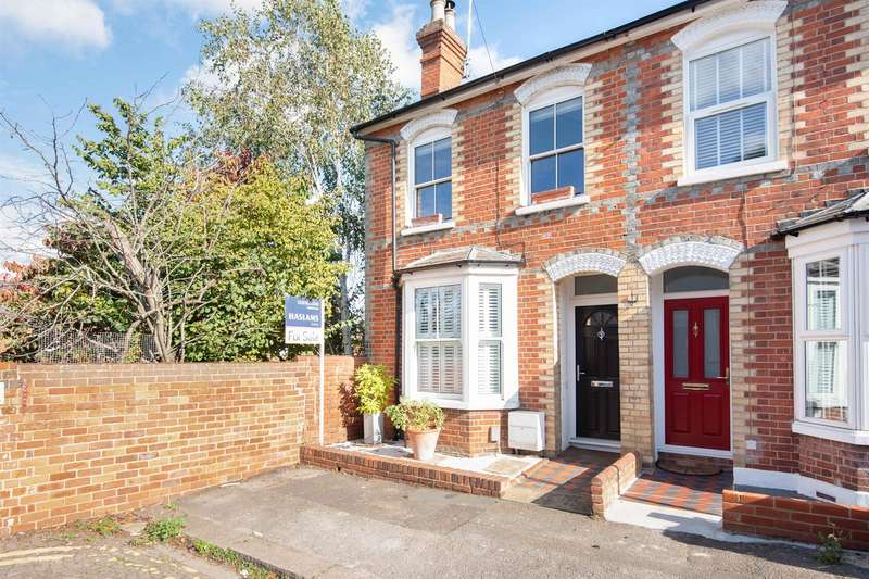2 Bedrooms End Of Terrace House for sale in Belle Vue Road, Reading, RG1
