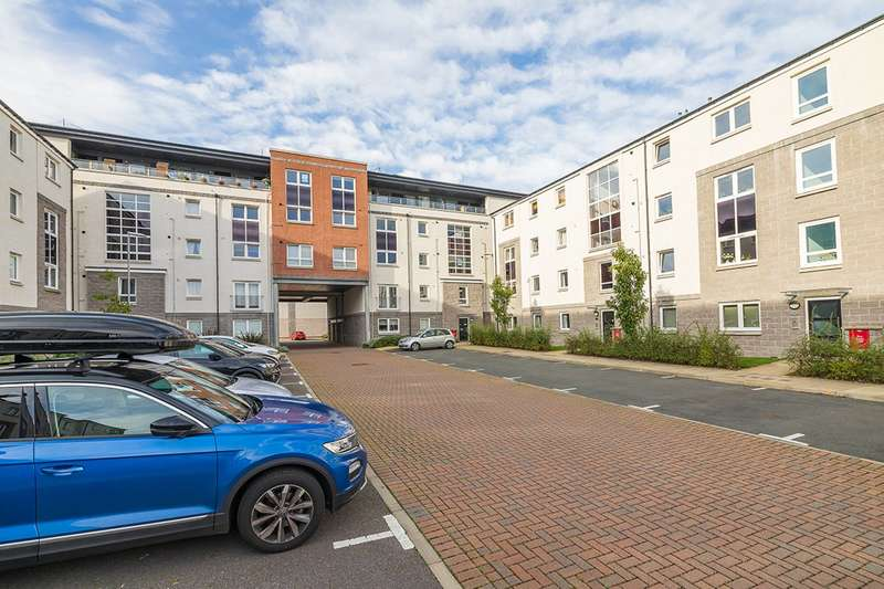2 Bedrooms Penthouse Flat for sale in Spencer Court 36 Froghall Terrace, Aberdeen, Aberdeenshire, AB24 3PG