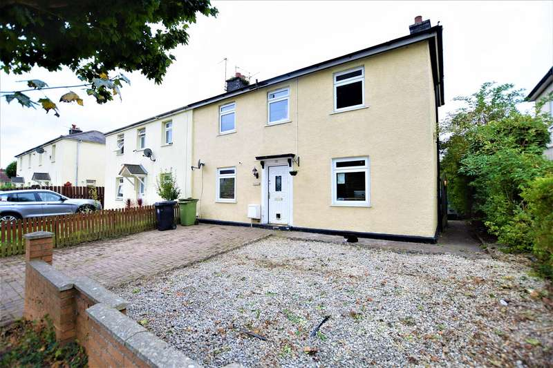 3 Bedrooms Semi Detached House for sale in Riverleaze, Sea Mills