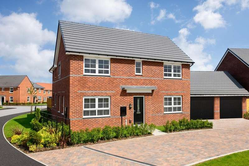 4 Bedrooms House for sale in Alnmouth, Willow Grove, Southern Cross, Wixams, Wilstead, MK42 6AW