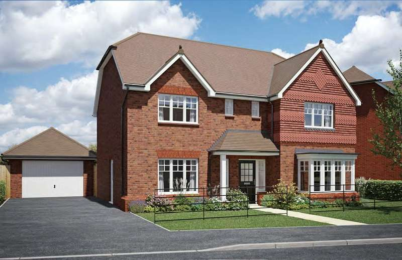 4 Bedrooms Detached House for sale in The Malmesbury-The Strawberry Field, Rea Lane, Hempsted, GL2