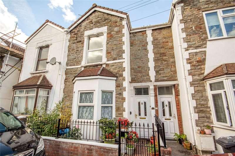 3 Bedrooms Property for sale in Gloster Avenue, Eastville Park, Bristol BS5