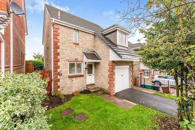 3 Bedrooms Detached House for sale in Chandler's Rise, Dalgety Bay, Dunfermline, Fife, KY11