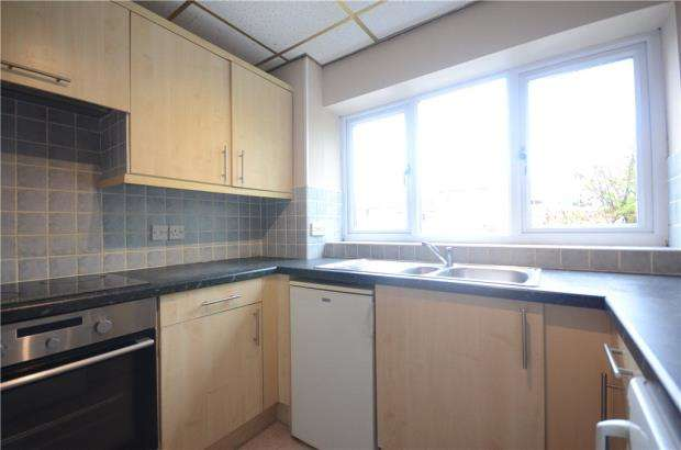 2 Bedrooms Apartment Flat for sale in Elm Park Court, Reading, Berkshire
