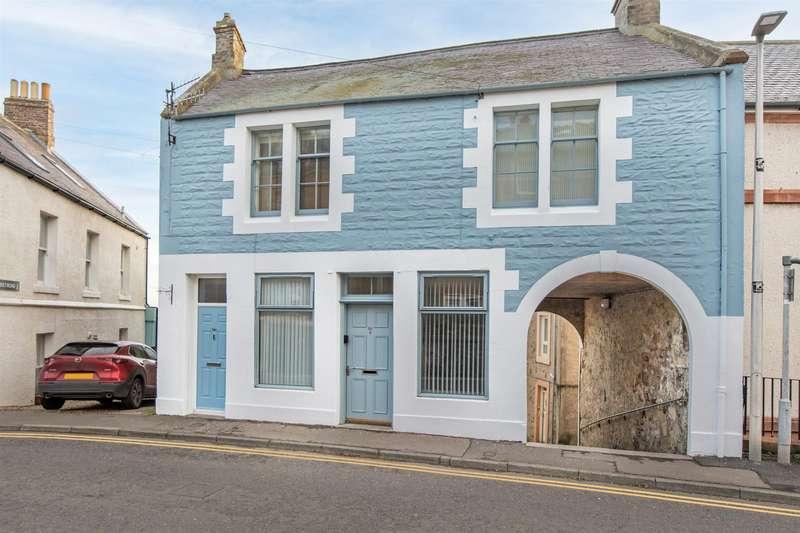1 Bedroom Ground Flat for sale in 58B Albert Road, Eyemouth