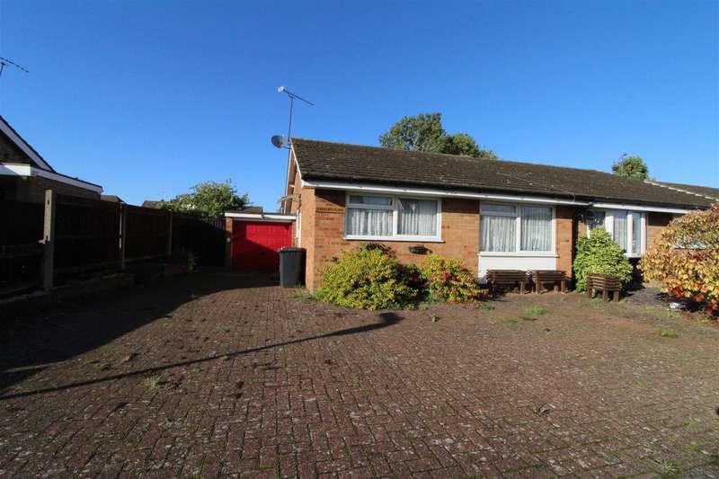 2 Bedrooms Semi Detached Bungalow for sale in Watling Place, Houghton Regis, Dunstable