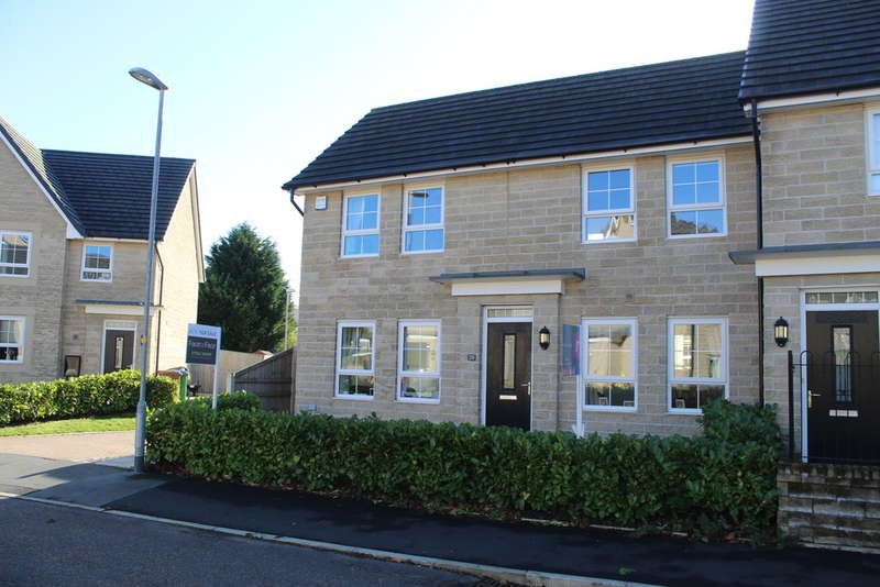 3 Bedrooms Semi Detached House for sale in Shopwood Way, Littleborough