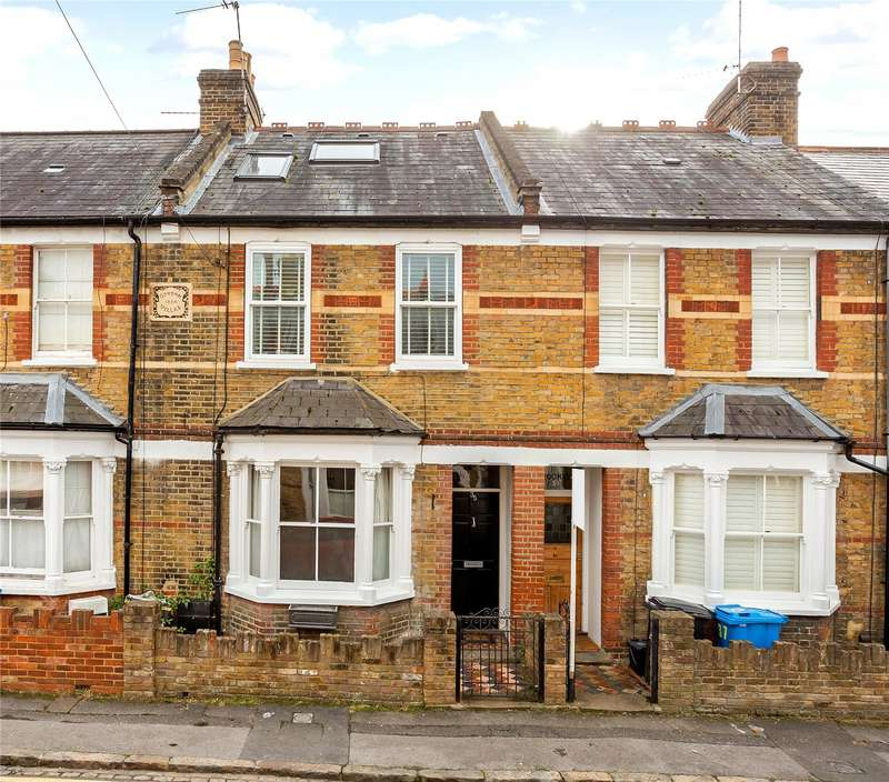 4 Bedrooms Terraced House for sale in Albany Road, Windsor, Berkshire, SL4
