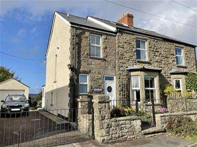 4 Bedrooms Semi Detached House for sale in Yorkley Wood Road, Yorkley, Lydney