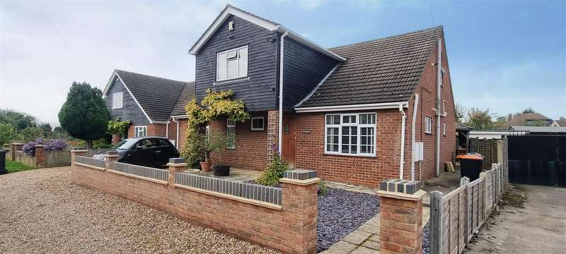 4 Bedrooms Detached House for sale in High Street, Eaton Bray, Dunstable