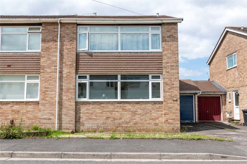 4 Bedrooms Semi Detached House for sale in Charlton Mead Drive, BS10