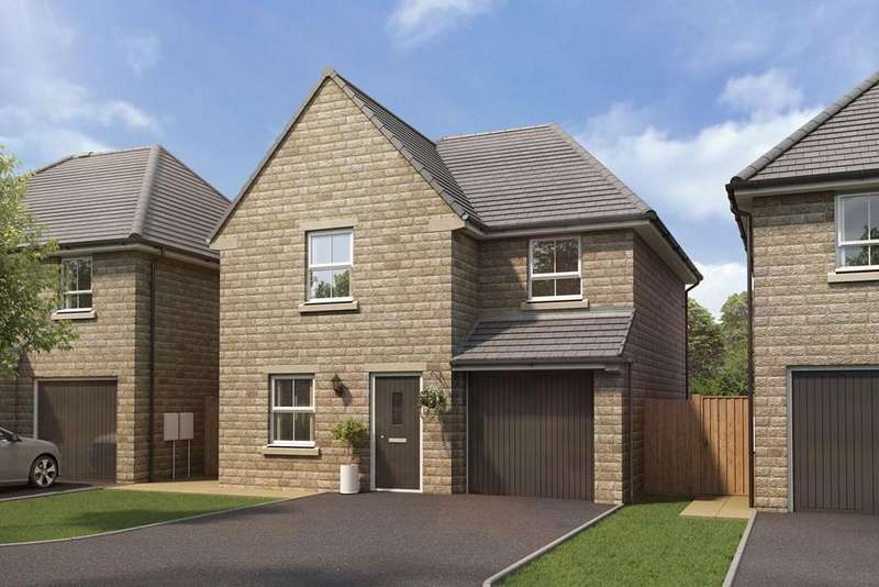 3 Bedrooms House for sale in ABBEYDALE, Waddow Heights - DWH, Waddington Road, Clitheroe, BB7 2JD