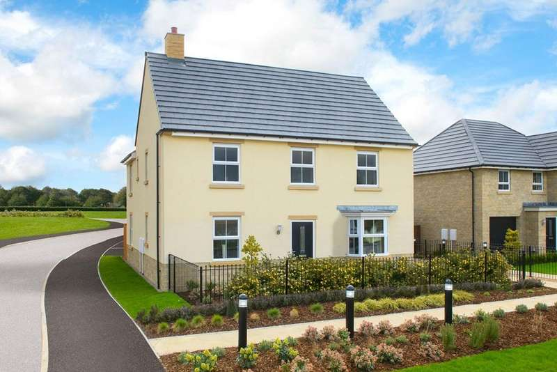 4 Bedrooms House for sale in AVONDALE, Waddow Heights - DWH, Waddington Road, Clitheroe, BB7 2JD